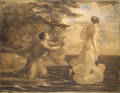 170324 L'adieu - tableau - Musée de beaux arts de Lyon