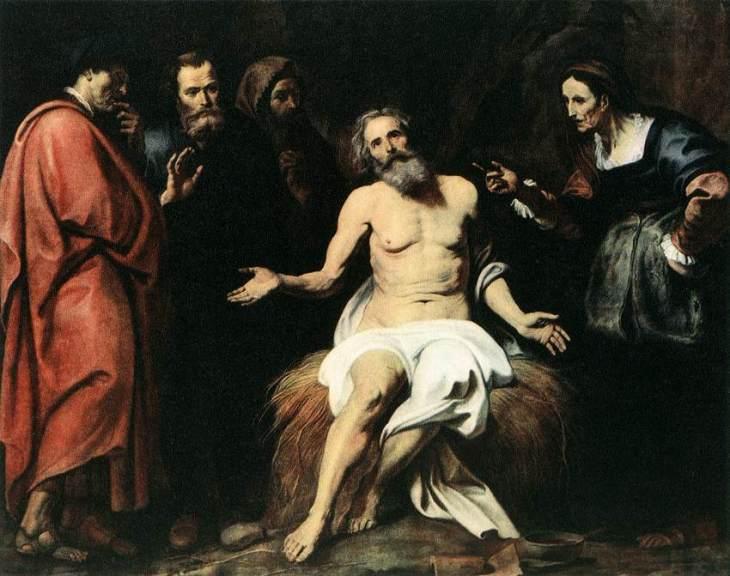 170330 La Patience de Job - Gérard Seghers - Musée national de Prague