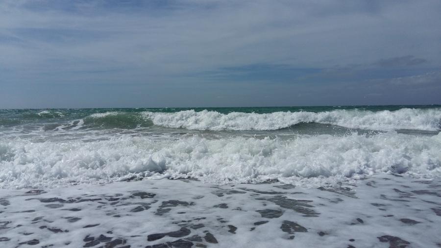 « L'amitié et la mer, j'ai bu la mer»