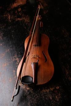 Photo gratuite de violon pour la sensibilité