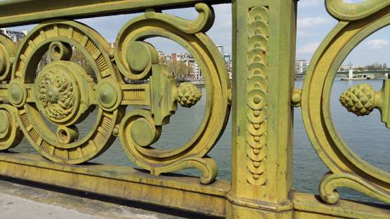 170404 Pont Mirabau - détail du pont