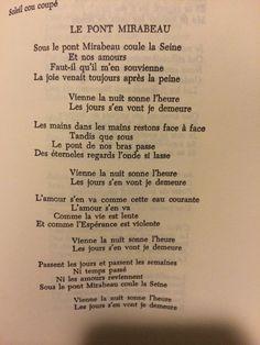 170404 Pont Mirabeau - Photo du poème