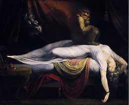 170405 Le Cauchemar - John_Henry_Fuseli_-_The_Nightmare