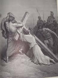 170412 Chemin de croix - Jésus tombe