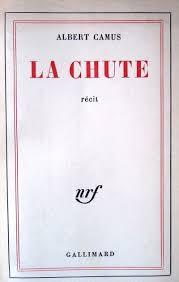 170412 La chute - 1ère page livre de Camus 1956