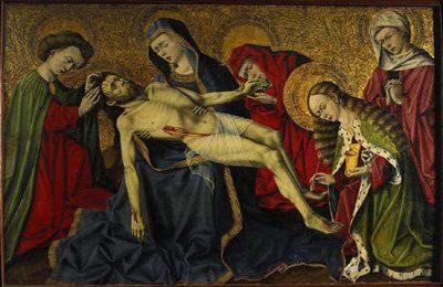 170414 Vendredi Saint - Piéta
