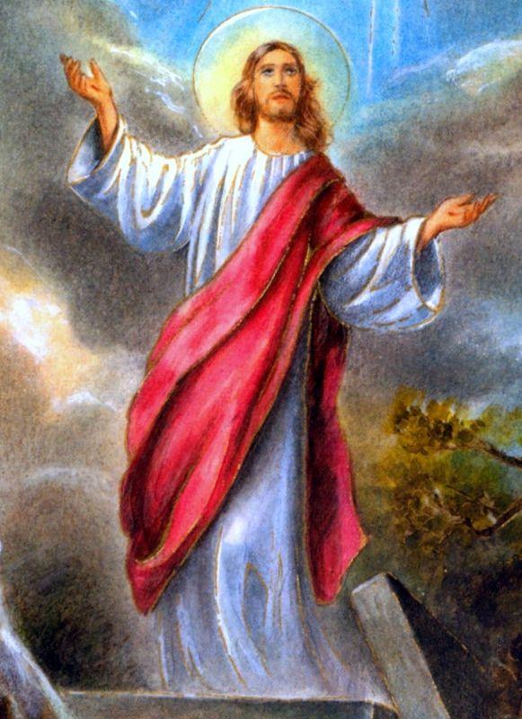 « Pâques – La résurrection de Notre Sauveur»
