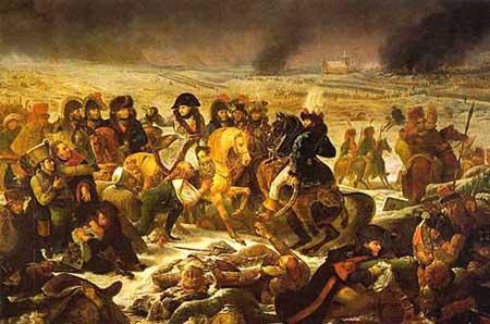 170424 Lendemain - Antoine-Jean Gros - Le lendemain de la bataille d'Eylau