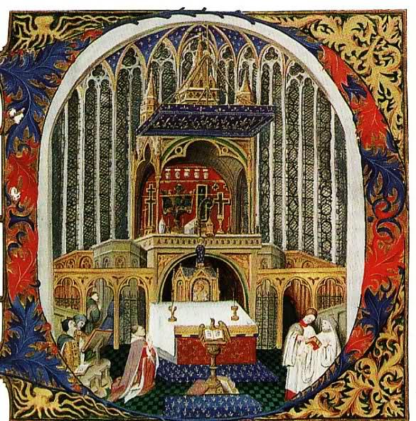 170426 Le coeur de la Sainte Chapelle