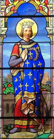 """Résultat de recherche d'images pour """"saint louis roi de france, priez pour nous"""""""