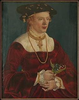 170501 1er mai Anonyme-Portrait-au-muguet-MuséeOskarReinhart_thumb[1]