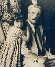 170501 1er mai - maman avec son père à 8 ans et demi