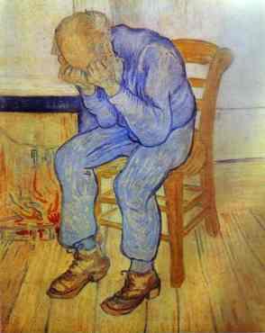 170512 Vincent+Van+Gogh - Le Vieil homme triste
