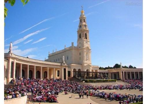 170513 Fatima - Le sanctuaire