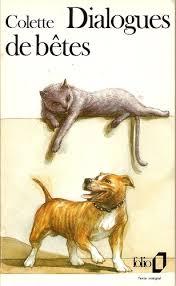 170526 Couverture - livre le dialogue de bêtes de Colette