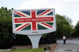 170527 Pray for Manchester