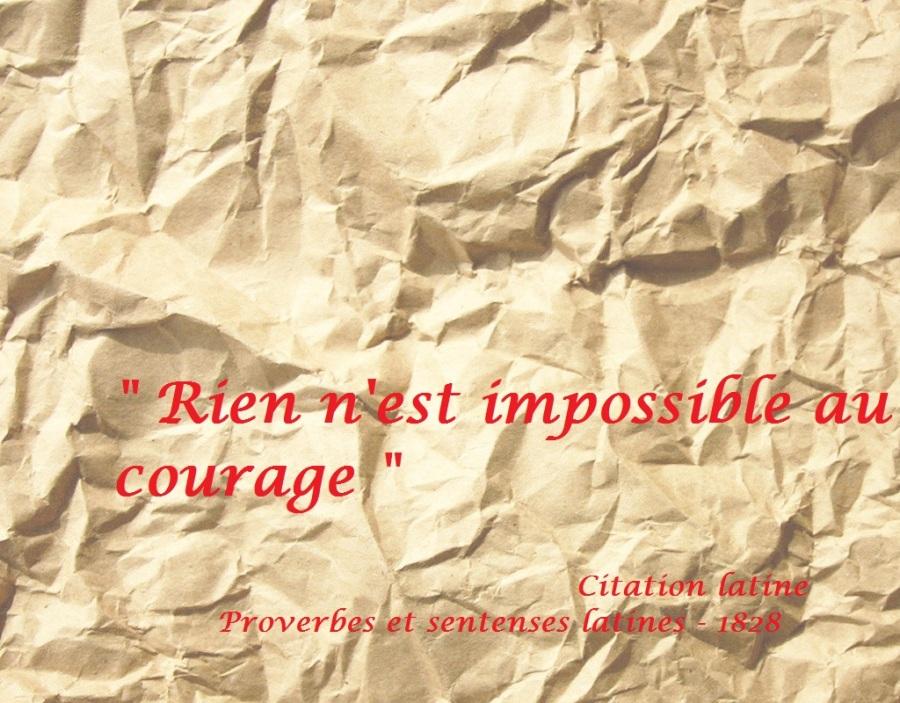 « Rien n'est impossible»