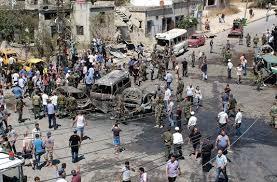 270527 Attentat suicide en Syrie