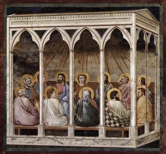 170604 La Pentecôte de GIono à Padoue - fresque