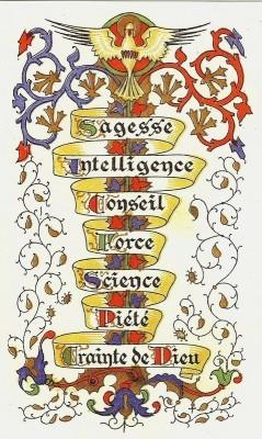 170604 Les 7 dons de l'Esprit Saint
