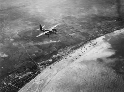 170606 le 6 juin 1944 vue d'avions