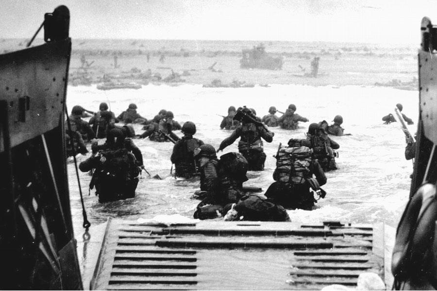 « Le 6 juin 1944 – Le jour J ou D-Day»