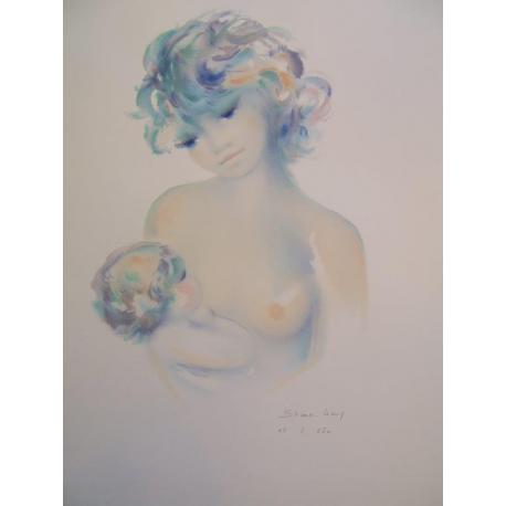 170610 Mère à l'enfant shan-merry