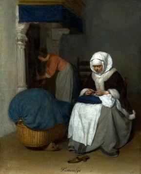 170614 Bonne nouvelle - Gérard Terborch 1617 1681