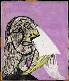 170630 Picasso - La femme en pleurs