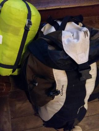 170707 Préparation scout et guide d'europe le sac