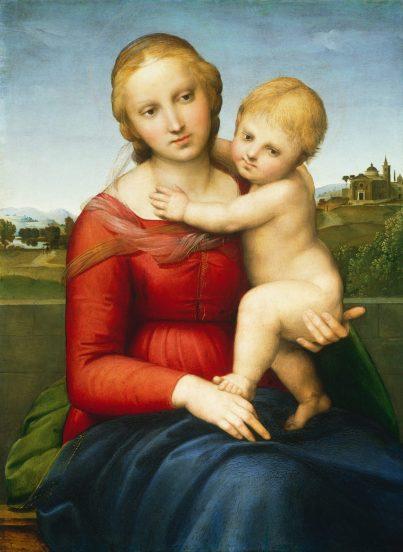 170725 La Mère et l'Enfant de Raphaël
