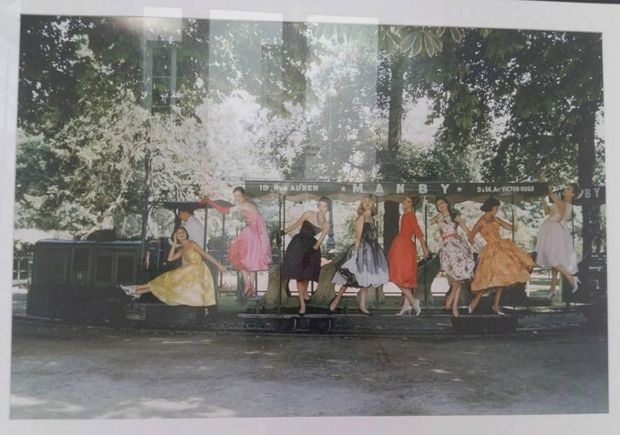 « Dans l'univers de la Haute Couture, le photographe, Mark Shaw»