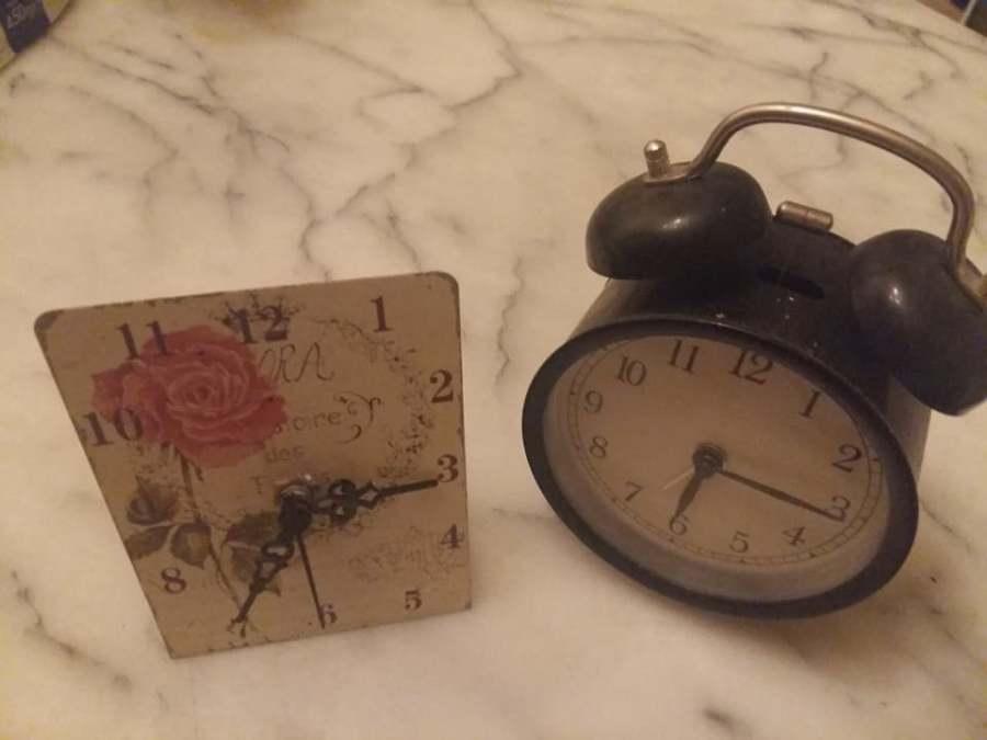 « Changement d'heure»
