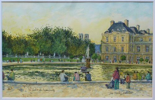 171127 Le jardin du Luxembourg - Jean-Charles Ducoudun