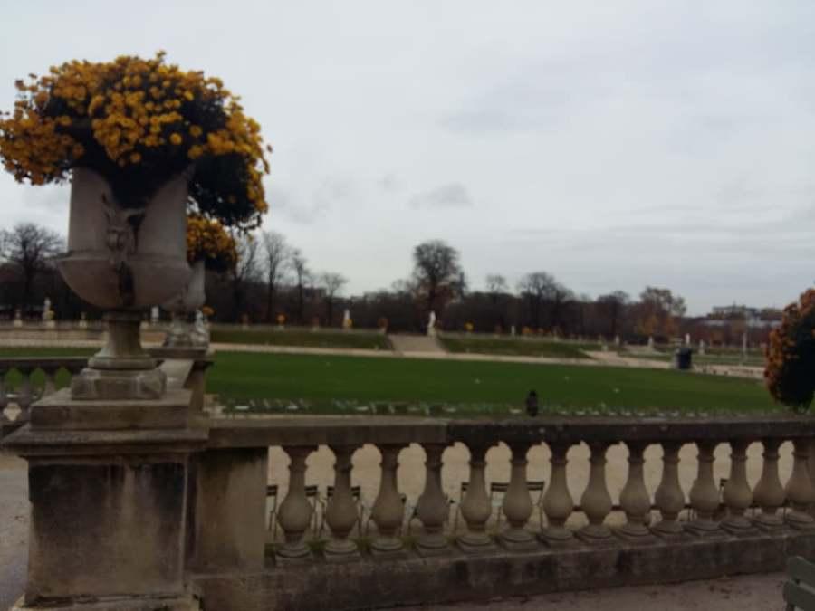 « Les jardins du Luxembourg»