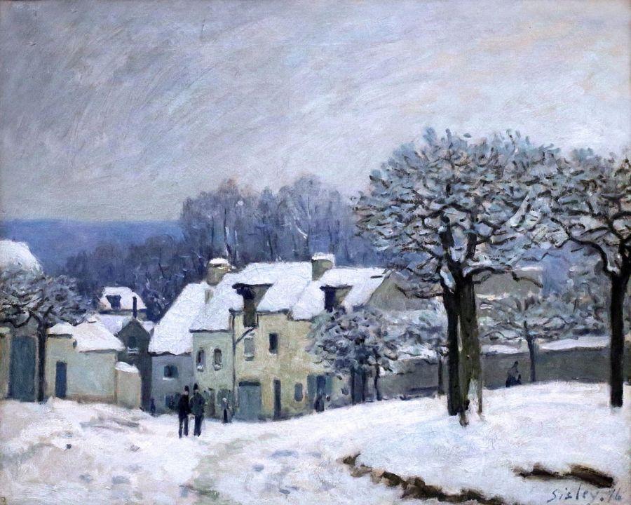 « La neige du 30 novembre»
