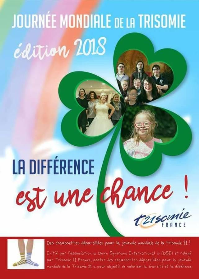 « Journée mondiale de la trisomie 21»